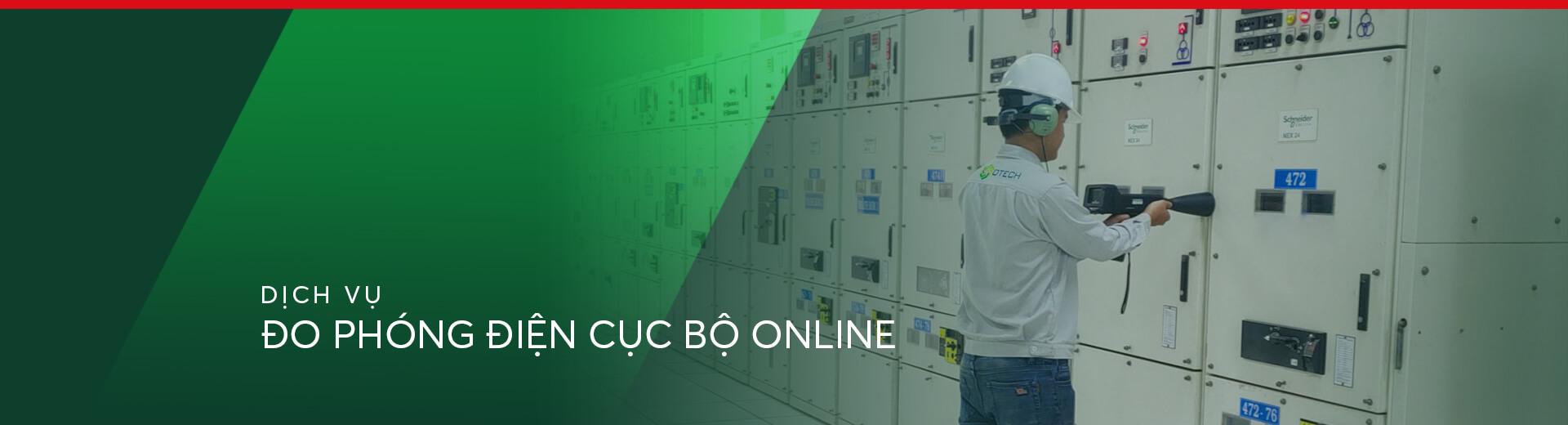 Dịch vụ đo phóng điện cục bộ online (PD) hệ thống điện