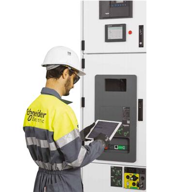 Bảo trì tủ trung thế MCSet