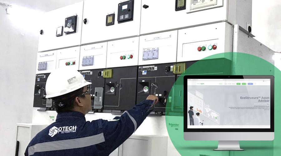 Ảnh đại diện giải pháp giám sát năng lượng - PME