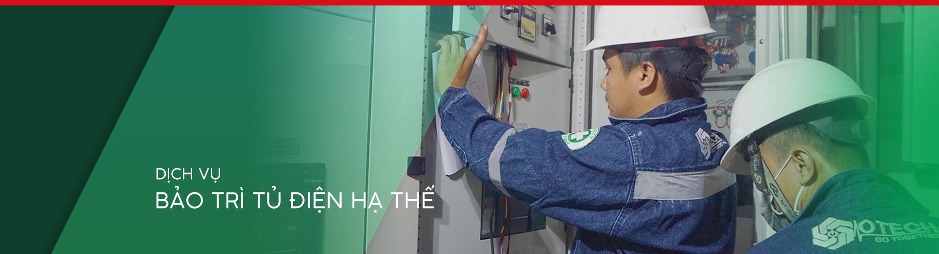 Dịch vụ bảo trì tủ hạ thế