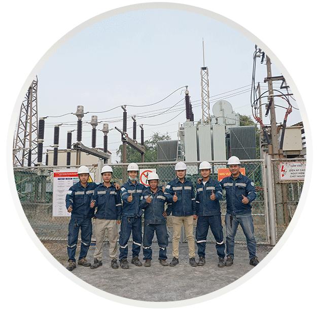 Dịch vụ điện công nghiệp hàng đầu