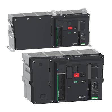 Máy cắt không khí ACB Masterpact MTZ2 và MTZ3