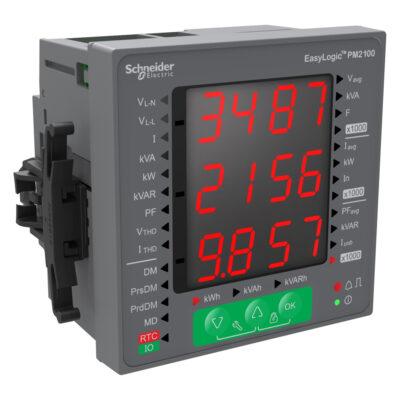 Đồng hồ METSEPM2120: VAF P&E RS485 HAR.15 1%