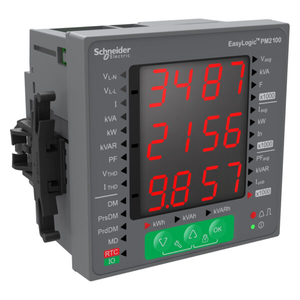Đồng hồ METSEPM2210: VAF P&E THD