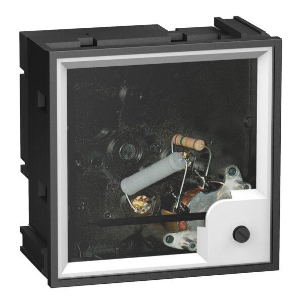Đồng hồ đo ampe 16073 72x72 Schneider