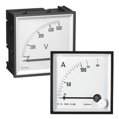 Đồng hồ đo Ampe & Volt