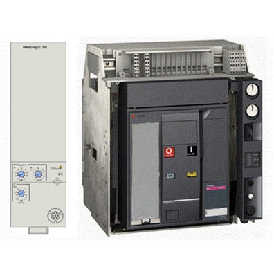 MCCB Compact NS06bn Otech