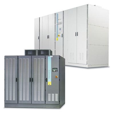 Biến tần trung thế Siemens