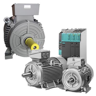 Động cơ hạ thế Siemens